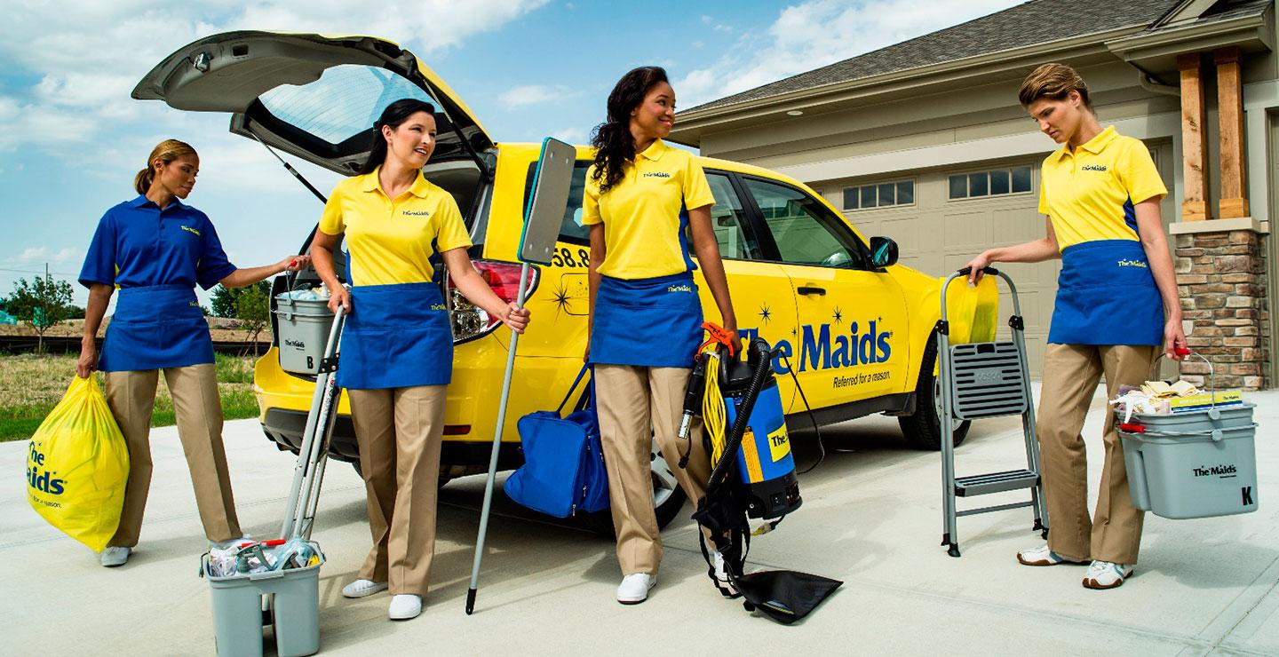 The Maids are Here to Clean Columbus